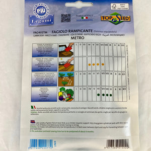 FAG402TM - FRENCH STRING BEANS SEEDS