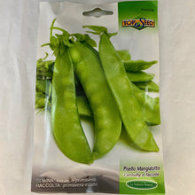 Load image into Gallery viewer, PIS413 - PEAS MANGIATUTTO CAROUBY SEEDS