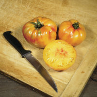 Load image into Gallery viewer, Savor - Herbs - Tomato Mr. Stripey