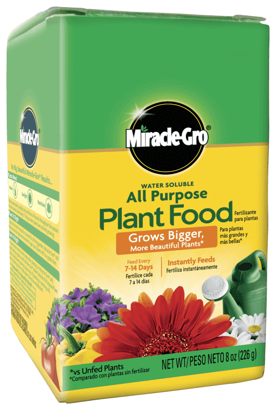 Miracle Gro - All Purpose Plant Food 3 Lb.