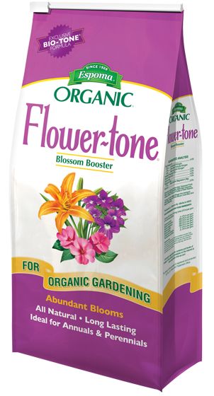 Espoma - Flower Tone 3-4-5 Fertilizer  4 Lb.