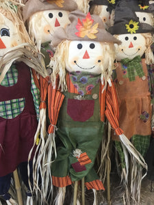 Large Scarecrows