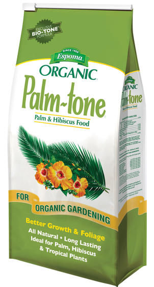 Espoma - Palm Tone 5-3-3 Fertilizer 4 Lb.