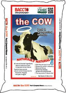 Baccto - The COW - Manure 40 qt.