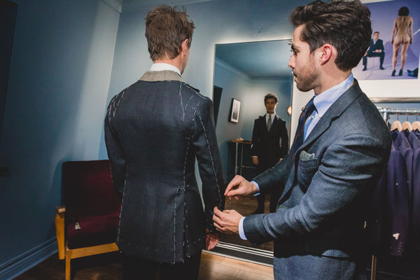 Q&A WITH THE FOUNDERS OF JACK DAVISON BESPOKE
