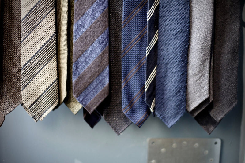 KNOT YOUR AVERAGE TIE