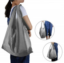 Load image into Gallery viewer, 6 PC Eco-Friendly Reusable Foldable Shopping Bag - Purely Trü
