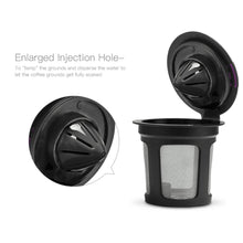 Load image into Gallery viewer, 3Pcs Reusable K-Cup Mesh Capsules for Keurig 2.0 - Purely Trü