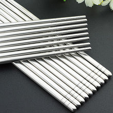 Load image into Gallery viewer, Reusable Stainless Steel Chopsticks - Purely Trü