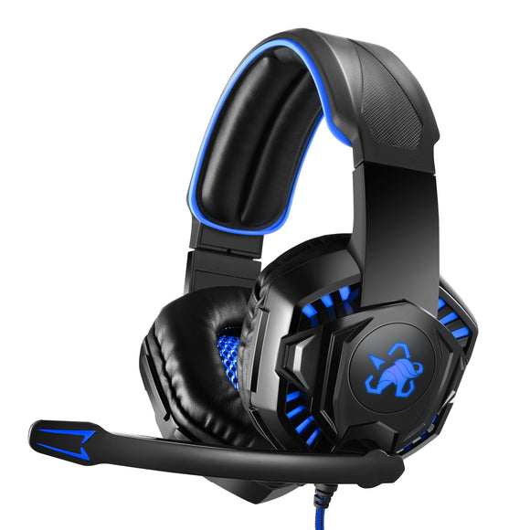 HG27 100pcs+ Wholesale 3.5mm Gaming Headset Surround Sound Over Ear Game Gaming Headphone (Min. 100pcs)