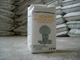 Organic Stoneground 81% Brown Self-Raising Flour 1.5kg