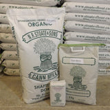 Organic Stoneground Plain White Flour