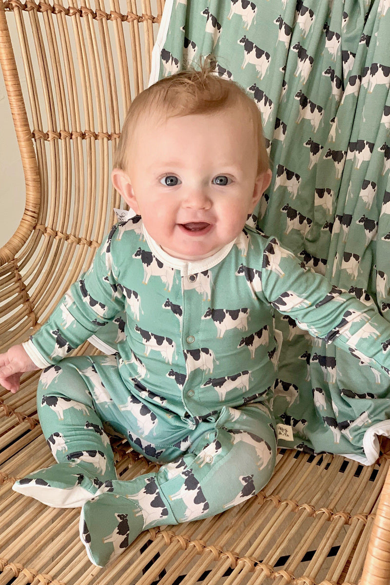 New Arrivals - Kozi & Co Country and L'ovedbaby Holiday PJ Sets for the whole family!