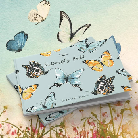Product image of Milkbarn Kids The Butterfly Ball new book for Spring 2021