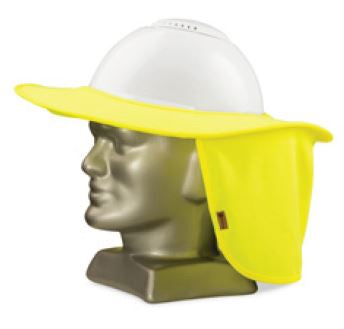 SUN BRIM - FOR HARD HAT + NECK PROTECT