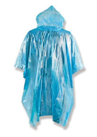 CLC PONCHO BLUE Code Size