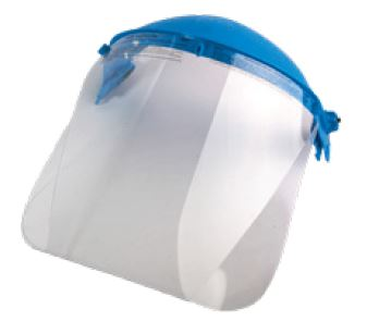 FACE SHIELD - TO FIT HARD HAT