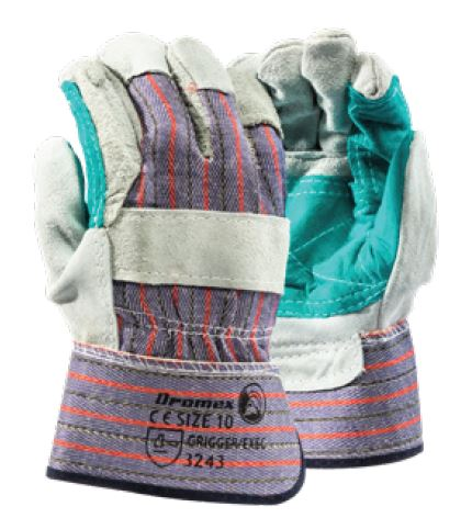 CANDY STRIPE SUPERIOR GLOVES - GRIGGER/EXEC