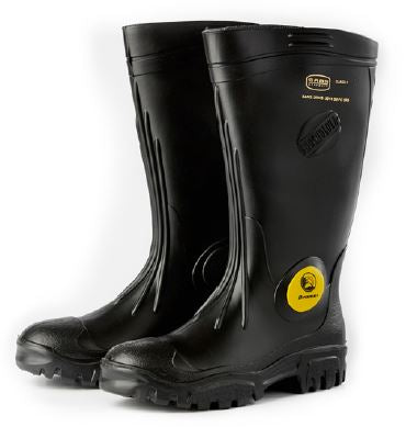 GUMBOOT W/MAST STC BLACK