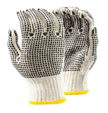 COTTON SEAMLESS GLOVES - D/DOT 7GG