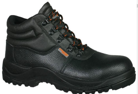 ASKARI SAFETY BOOTS - Black