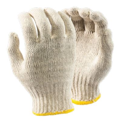 COTTON SEAMLESS GLOVES - GCOT 7GG