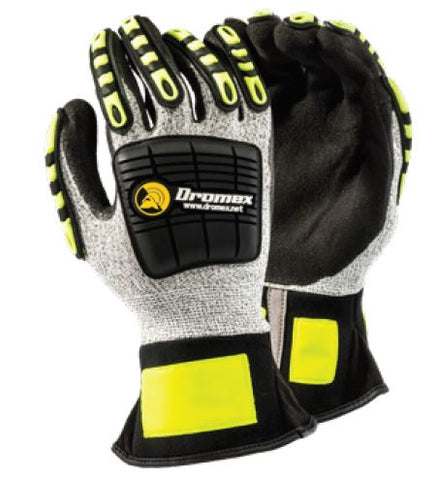 MACH 777, CUT 5, IMPACT GLOVES