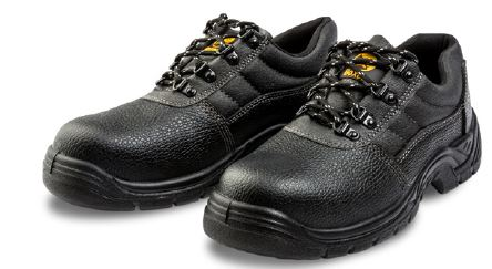 SAFETY SHOE DH-BOXER BLACK