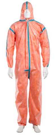 RADIATION RISK DISPOSABLE COVERALL F318