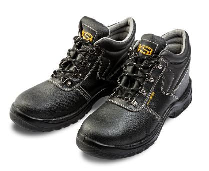 S3 SAFETY BOOTS - BLACK