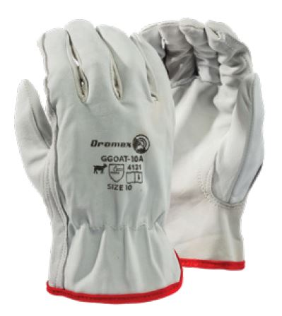 GOATSKIN GLOVES - GGOAT/A