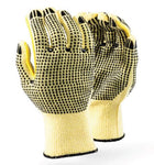 TAEKI5 DOTTED GRIP GLOVES - 56-MY2D