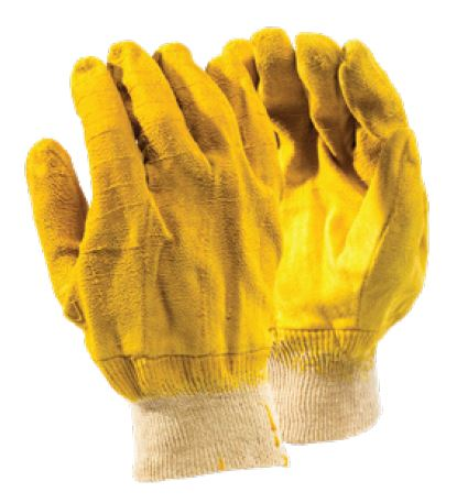 COMAREX RUBBER DIPPED GLOVES - GCOM/KW