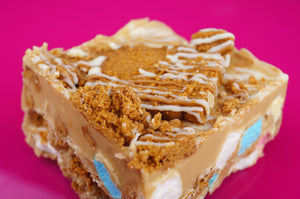 NEW BAKE - Biscoff Rocky Road