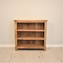 Load image into Gallery viewer, Reclaimed teak small bookcase.
