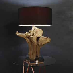 Wooden Table Lamp - Esroots