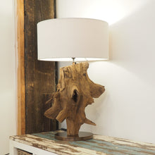 Load image into Gallery viewer, Wooden Table Lamp - Esroots