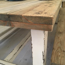 Load image into Gallery viewer, Reclaimed Farmhouse Dining Table - 240cm