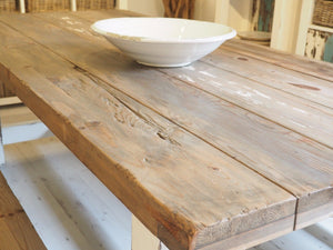 Reclaimed Farmhouse Dining Table - 240cm