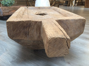 Wood Artifact - Garden Decor - Outdoor Sculpture