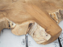 Load image into Gallery viewer, Reclaimed Natural Wood Chopping Board - Medium