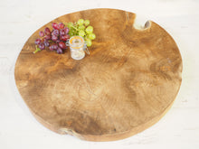 Load image into Gallery viewer, Reclaimed Wood Chopping Board - Round -  Large