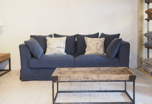 3 Seater Sofa - The Polkerris