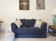 Load image into Gallery viewer, 2 Seater Sofa - The Polkerris