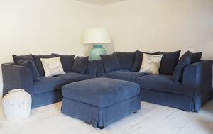 2 Seater Sofa - The Polkerris