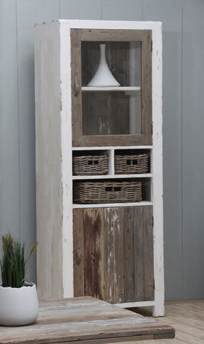 Reclaimed Pine Display Unit