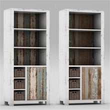 Load image into Gallery viewer, Rustic Reclaimed Cabinet
