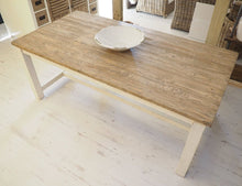 Load image into Gallery viewer, Reclaimed Pine Cottage Dining Table - 240cm