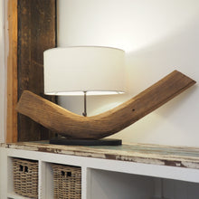 Load image into Gallery viewer, Rustic Table Lamp Myles