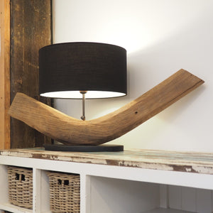 Rustic Table Lamp Myles